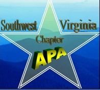 Southwest Virginia Chapter of the APA Logo